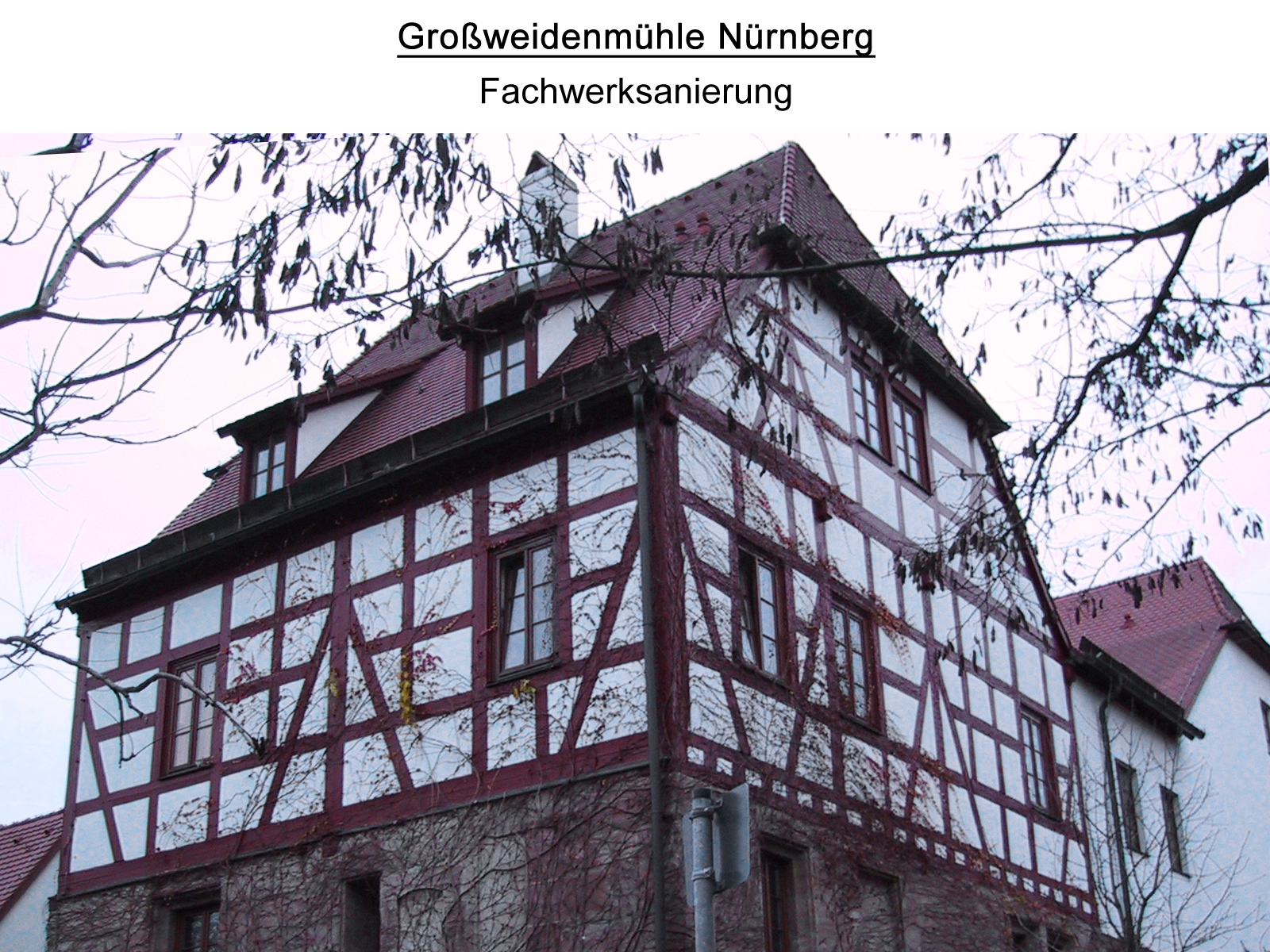 grossweidenmuehle
